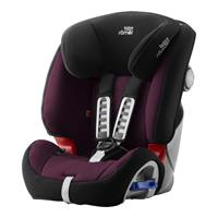 Britax Römer Kindersitz Multi-Tech III Design 2019 Burgundy Red