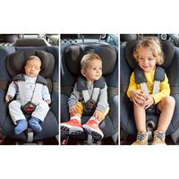 Alterssrufen des Swingfix i-Size Reboard Kindersitz