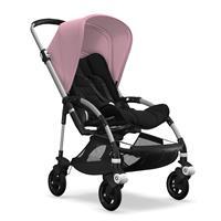 bugaboo bee5 2019 Kinderwagen für die Stadt Alu-Schwarz-Soft Pink