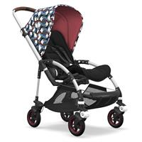 bugaboo bee5 Buggy alu - schwarz/waves
