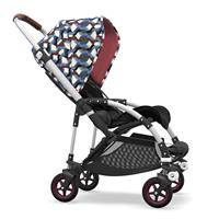 bugaboo bee5 Kinderwagen alu schwarz waves