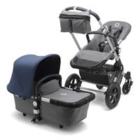 bugaboo cameleon3 Kombikinderwagen Fresh Collection himmelblau