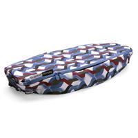 bugaboo Abdeckung für seitliche Gepäcktasche für Kinderwagen Donkey2 Waves | Zubehör für bugaboo