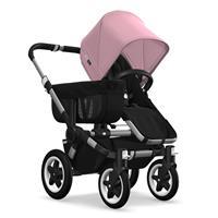 Kinderwagen ab 6 Monate bis 17kg | bugaboo donkey2 mono 2019 Kinderwagen für ein Kind Alu-Schwarz-So