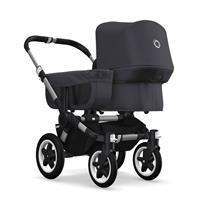 bugaboo donkey2 mono 2019 Kinderwagen für ein Kind Alu-Steel Blue-Steel Blue