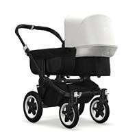 bugaboo donkey2 mono 2019 Kinderwagen für ein Kind Schwarz-Schwarz-Fresh White