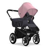 Kinderwagen ab 6 Monate bis 17kg | bugaboo donkey2 mono 2019 Kinderwagen für ein Kind Schwarz-Steel