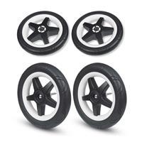 bugaboo donkey Ersatzset für schaumgefüllte Reifen  (4 Reifen)