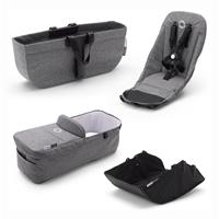 bugaboo donkey3 Box 2: Style Set Grau Meliert