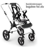 bugaboo fox Kombikinderwagen 2019 Alu-Grau meliert-Sonnengelb