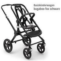 bugaboo fox Kombikinderwagen 2019 Schwarz-Blau meliert-Blau meliert