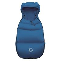 bugaboo high performance fusssack plus himmelblau front