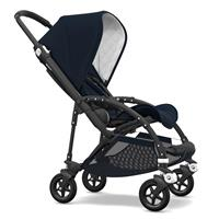 bugaboo limited edition classic bee5 urbaner kinderwarctic greyen schwarz dark navy