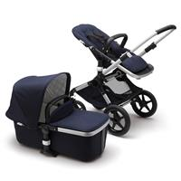 Kinderwagen Set fox classic by bugaboo | alu/dark navy