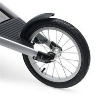bugaboo Runner Kinderwagen zum Joggen Komplettset Schwarz/Petrol