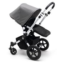Bugaboo extendable sun canopy with stroller camelon3