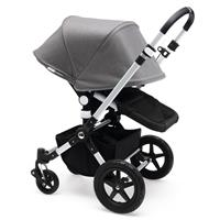 Bugaboo sun canopy extended with stroller camelon3