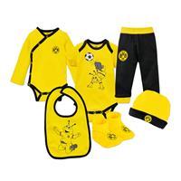 Borussia Dortmund Baby-Geschenkbox (6-teilig)