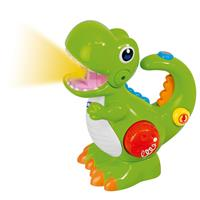 Chicco T-Rex with Voice recorder and Torch