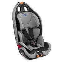 Chicco Kindersitz Gro-up 123 Design 2017 Silber