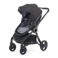 Chicco Buggy Urban Plus Crossover inkl. Color Pack Design Anthracite