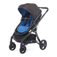 Chicco Buggy Urban Plus Crossover inkl. Color Pack Design Power Blue