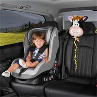 Chicco Kindersitz Go-One Installation mit Fahrzeuggurt
