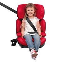 Anschnallen den Kindes mit Fahrzeuggurt | Chicco günstiger Isofix Kindersitz Oasys 2-3 fixplus