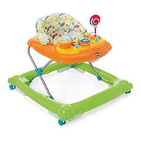 Chicco Lauflernwagen Zirkus Green Wave