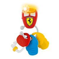Chicco Greifling Elektronischer Farrari Spielzeug-Schlüssel