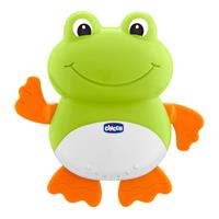 Chicco bath toy swimming frog