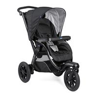 Chicco 3-Rad Sportwagen Activ3 Top Jet Black