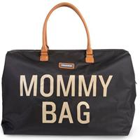 Childhome Wickeltasche Mommy Bag Black Gold