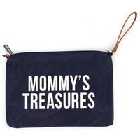 Childhome Wickeltasche Mommy Clutch Navy Blue
