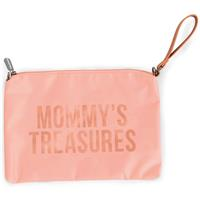 Childhome Wickeltasche Mommy Clutch Pink