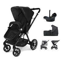 Concord CAMINO MOBILITY SET with Buggy CAMINO, Carrycot SCOUT and Baby Carrier AIR.SAFE