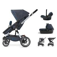 Concord CAMINO TRAVEL SET mit Buggy CAMINO, Babywanne SLEEPER 2.0 Babyschale AIR.SAFE