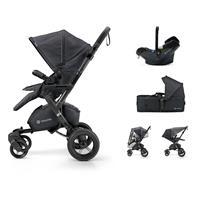 Concord NEO MOBILITY SET with Buggy NEO, Carrycot SCOUT and Baby Carrier AIR.SAFE