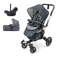Concord NEO MOBILITY SET mit Buggy NEO, Babywanne SCOUT und Babyschale AIR.SAFE