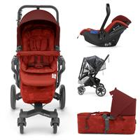 concord neo plus mobility set 2019 autumn red