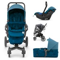concord neo plus mobility set 2019 peacock blue