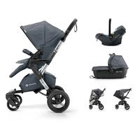 Concord NEO TRAVEL SET with Buggy NEO, Carrycot SLEEPER 2.0 and Baby Carrier AIR.SAFE