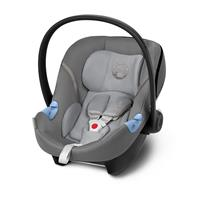Cybex Babyschale Aton M Design 2018 Manhattan Grey | Mid Grey
