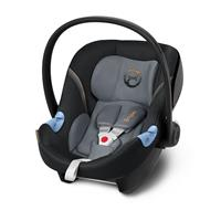 Cybex Babyschale Aton M Design 2018 Pepper Black | Dark Grey