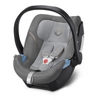 Cybex Babyschale Aton 5 Design 2018 Manhattan Grey | Mid Grey