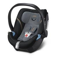 Cybex Babyschale Aton 5 Design 2018 Pepper Black | Dark Grey