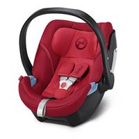 Cybex Babyschale Aton 5 Design 2018 Rebel Red | Red
