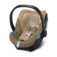 Cybex Babyschale Aton 5 Design 2020 Classic Beige | mid beige