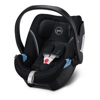 Cybex Babyschale Aton 5 Design 2020 Deep Black | black