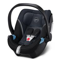 Cybex Babyschale Aton 5 Design 2020 Granite Black | black